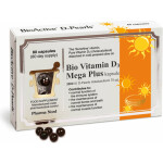BIO VITAMIN D3 MEGA PLUS CPC 80 3000 -0