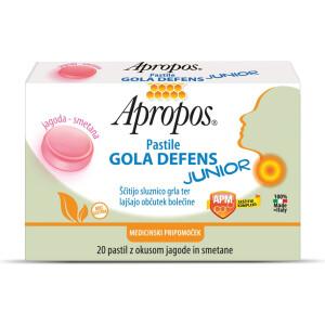APROPOS GOLA JUNIOR 20PASTIL -0