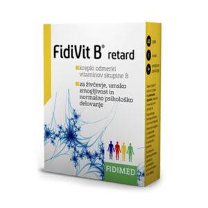 FIDIVIT B OBL TBL40 FIDI -0
