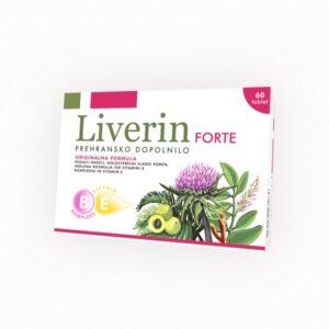 LIVERIN FORTE TBL60 PHAR -0