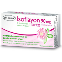 ISOFLAVON 90MG FORTE 30TBL -0