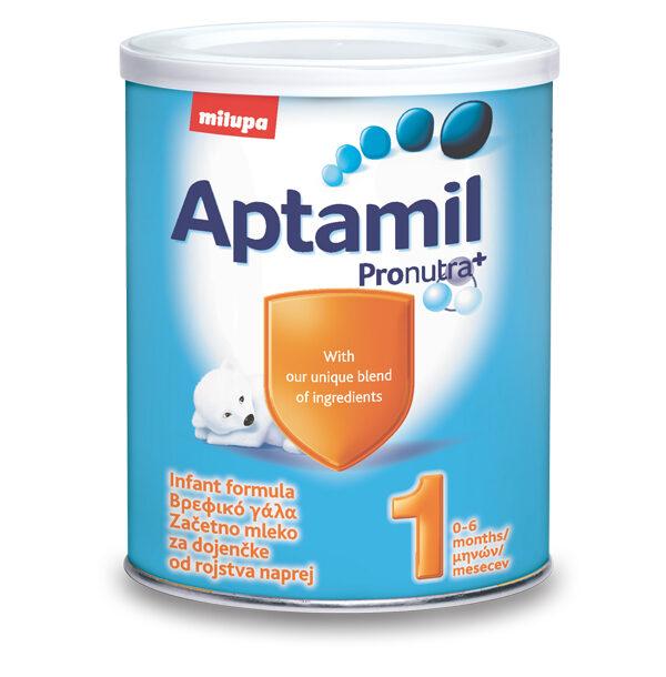 Aptamil-1 Pronutra 400 g za splet sept 2014