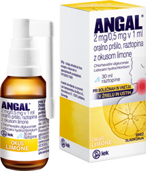 ANGAL 2MG/0,5MG LIMON OR PRŠ 30MLLEK -0