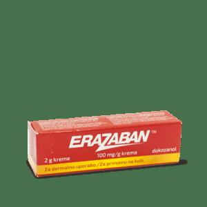 ERAZABAN 100MG/G KREMA TUBA 2G JENS -0