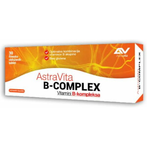 ASTRAVITA B-COMPLEX 30TBL -0