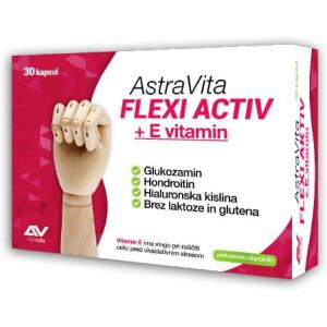 ASTRAVITA FLEXIACTIV 30CPS -0
