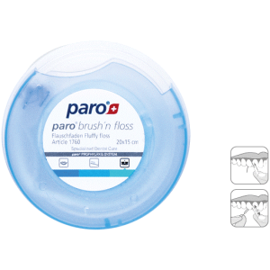 ZOBNA NI PARO BRUSH'N FLOSS 1760ESRO -0