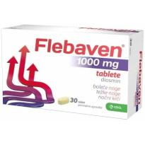 FLEBAVEN 1000MG FILM TBL 60X KRKA -0