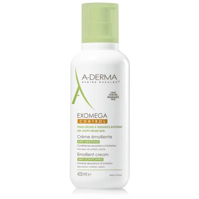 A-Derma Exomega Control emolientna krema, 400 ml