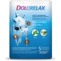 3d Dolorelax Busta Cerotti A Freddo