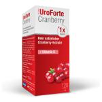 Biogelat Cranberry Uroforte Raztopina 120 Ml