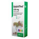Baldrimed 20 Tablet