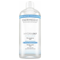 Dermedic HYDRAIN3 HIALURO Micelarna voda H2O