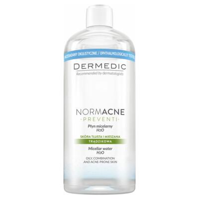 Dermedic NORMACNE Micelarna voda H2O
