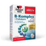 Doppelherz Aktiv B Kompleks Folna Kislina 45 Tablet 1