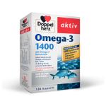 Doppelherz Aktiv Omega 3 1400 Mg S Koncentratom Omega 3 120 Kapsul 1