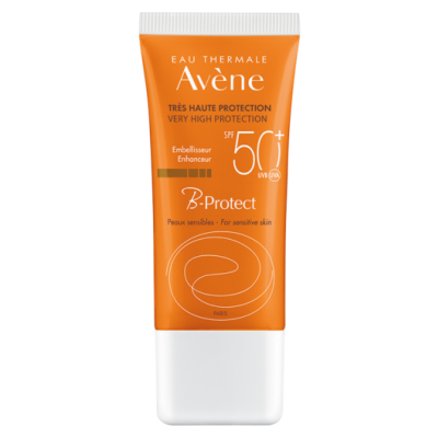 Eau Thermale AvČne Suncare Brand Website B Protect 50 Very High Protection 30ml Packshot Product Page 600×725