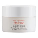 Eau Thermale Avene Cold Cream Lip Butter Intense Nourishment Packshot E Retail 10ml 3282770110661