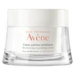 Eau Thermale Avene Essential Care Brand Website Revitalizing Nourishing Cream 50ml Packshot Product Page 600×725