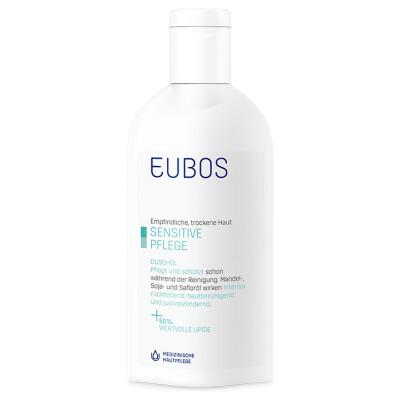 Eubos Sensitive Nega Olje Za Tusiranje 200ml