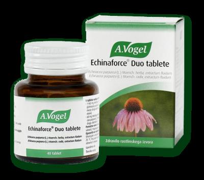 Echinaforce Duo Tablete