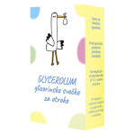 Glycerolum Glicerinske Svecke Za Otroke