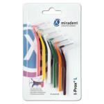 Miradent I Prox L Medzobne ščetke – Mešane, 6 ščetk