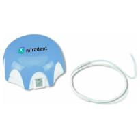 Miradent Mirafloss Implant Chx Zobna Nitka S Klorheksidinom 22 Mm