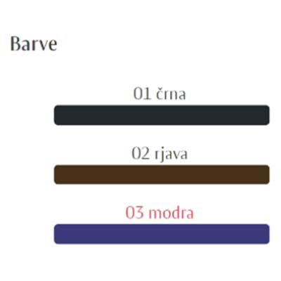 Mskaradefining Barve