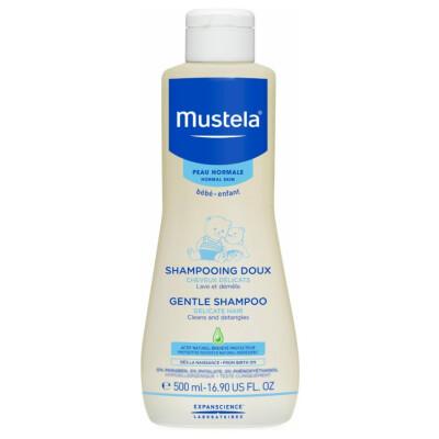 Mustela Nežni šampon 500 Ml