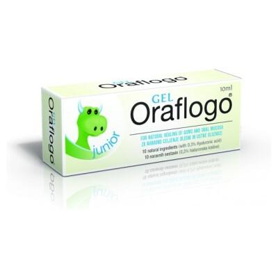 Oraflogo® Junior Gel