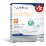 PiC Antibakterijski pooperativni obliž Aquabloc 5x7cm