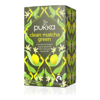 Pukka Čistilni Matcha Zeleni čaj