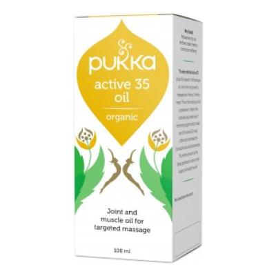 Pukka Aktivno Olje 35