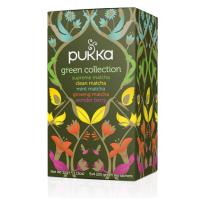 Pukka Izbor Zelenih čajev