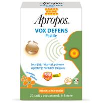 Apropos Voxdef Med