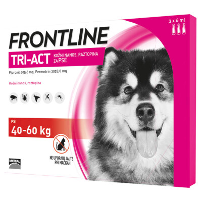 Frontline Tri Act 40 60 Kg