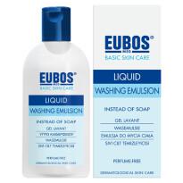 Liquid Washing Emulsion Gel Blue