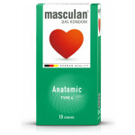 Masculan® Anatomic 10er Type 4