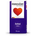 Masculan® Dotted 10er Type 2