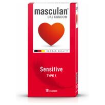 Masculan® Sensitive 10er Type 1