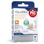 Pic Antibakterijski Obli Aquabloc 24003 Mix 20x