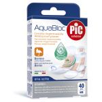 Pic Antibakterijski Obli Aquabloc Mix 40x