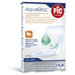Pic Antibakterijski Pooperativni Obli Aquabloc 15x10cm 5x