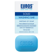 Solid Washing Bar Blue