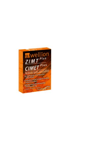 Wellion Cimet Plus