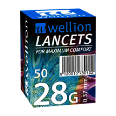 Wellion Lancete
