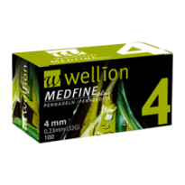 Wellion Medfine Igle