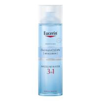 Eucerin DermatoCLEAN [HYALURON] micelarni čistilni fluid 3 v 1