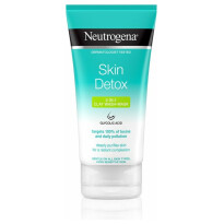 Skin Detox® Čistilna Maska Za Obraz Z Glino 2 V 1